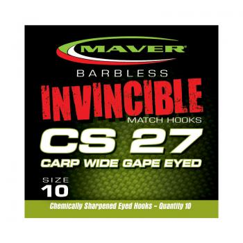 Invincible CS 27 Carp Wide Gape