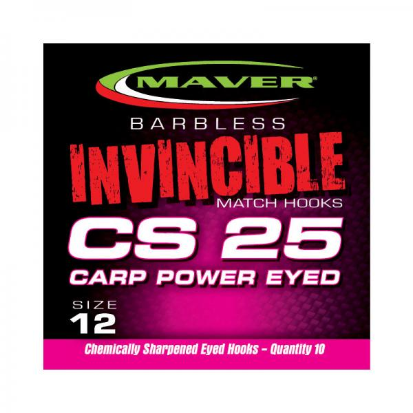 Invincible CS 25 Power Eyed